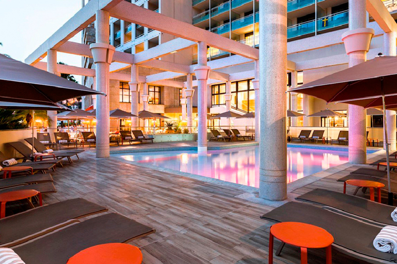 hotel Riviera Mariott